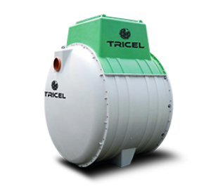 Tricel agent for pumping station in Ireland