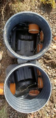 Kildare sewage problem